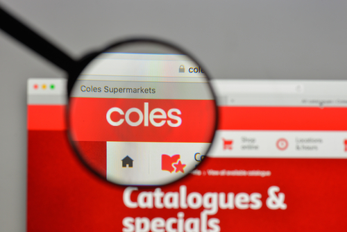 Coles have quietly dropped the price on over 9,000 products online
